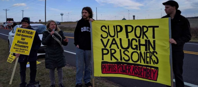 Delaware: Prisoners Murder Guard, Protesters Show up to Support Killers