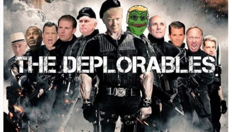 Pepe and the Deplorables