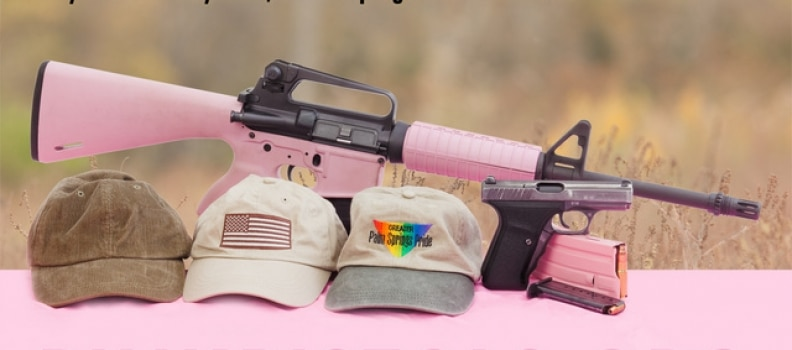 Pink Pistols: Don't Jump on the Guns, Focus on the Violent Acts