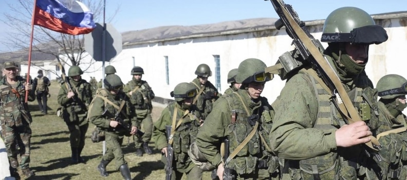 Russian Military Movement: What U.S. Mainstream Media Will Not Say