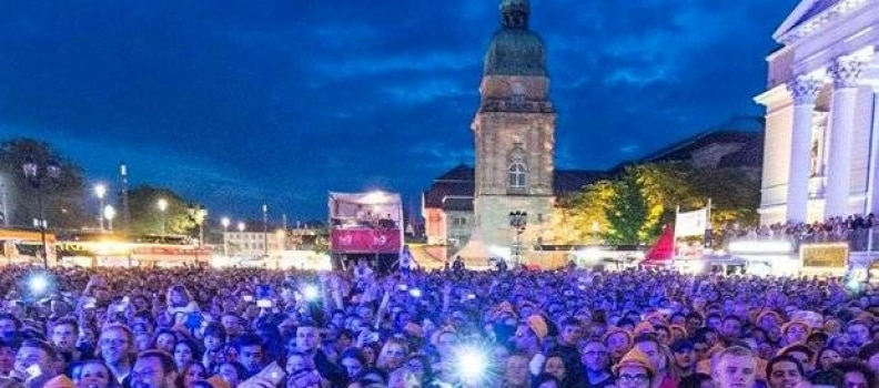 Mass Sexual Assaults at Weekend Music Festival in Germany