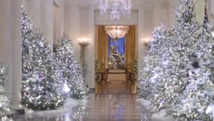 saving christmas melania and the trump white house decorations - Sams Christmas Decorations