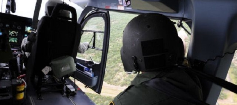 Obama Shuts Down Aerial Surveillence Over Southern Border