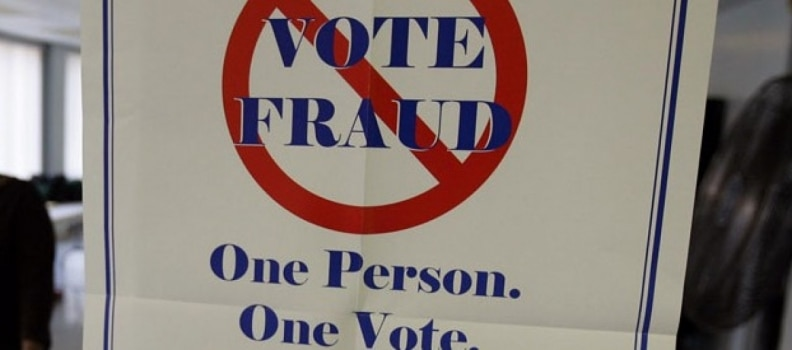 Voter Fraud- Voting Twice, Voting While Dead