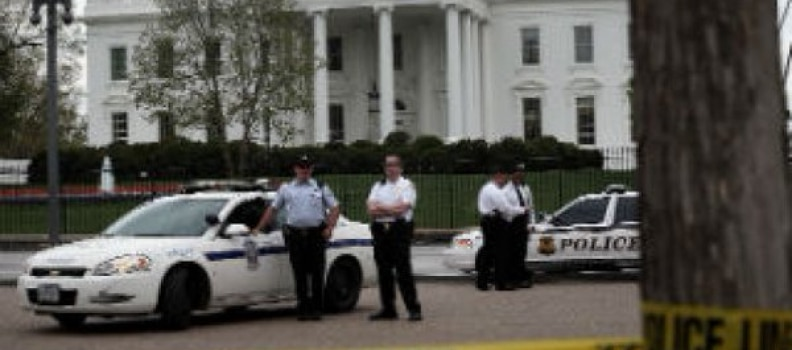 White House – Another Lockdown