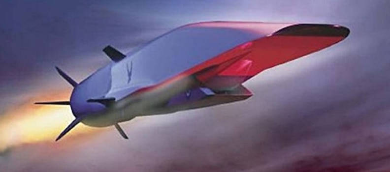 """Hypersonic Weapons: The New """"Cold War"""" with China"""